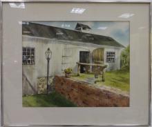 Susan Jordan Watercolor