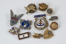 Antique & Vintage Medals & Badges