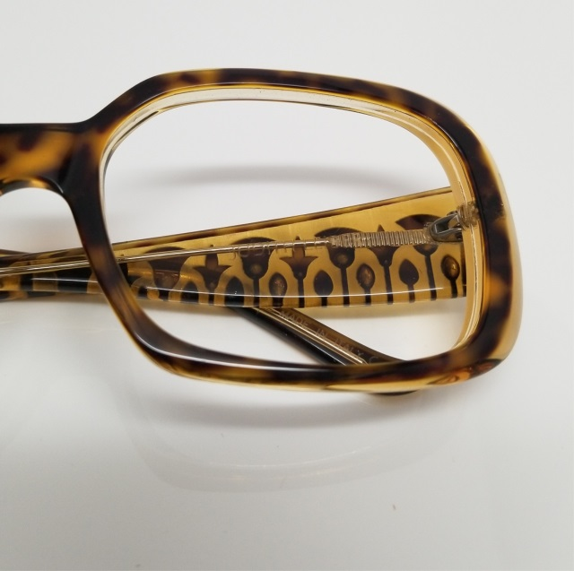 Judith Leiber Glasses Frames w Jeweled Arms