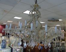 Diamonds, Jewelry, Sterling & Furniture
