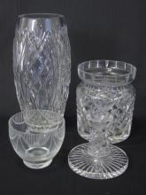 Assorted Contemporary Waterford Crystal Pieces