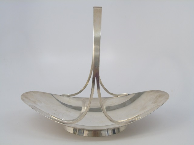Large Tiffany & Co Makers Sterling Silv313er Bowl