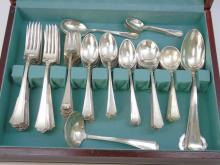 Gorham Sterling Silver Service for 10 Many Extras