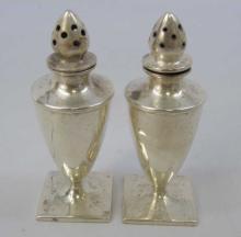Neo Classical Gorham Sterling Salt & Pepper Shaker