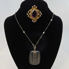 Antique Estate Art Deco & Victorian Jewelry Items