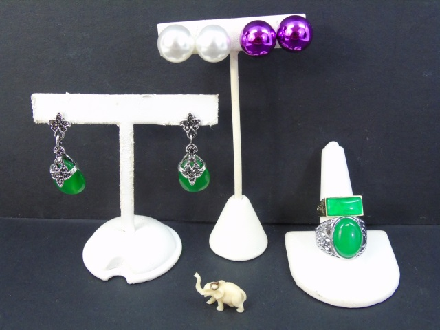 Assorted Contemporary & Vintage Costume Jewelry