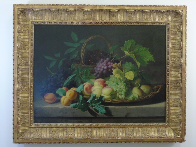 William Hammer - Framed Still Life Oil Painting