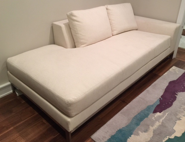 Contemporary Modern Holly Hunt D & D Building Sofa