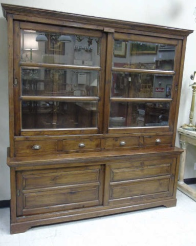 Custom Made Cupboard Cabinet / Display Hutch