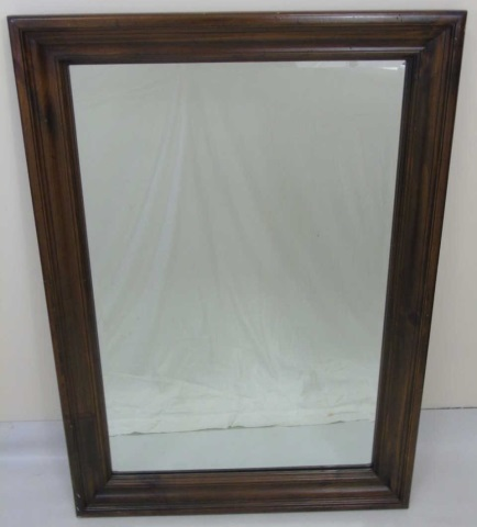 Traditional Carved Wood Frame Mirror