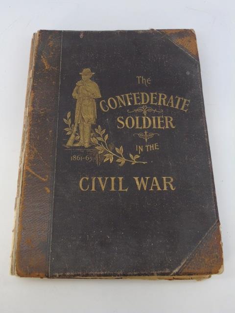 Fitzhugh Lee Confederate Soldier in the Civil War