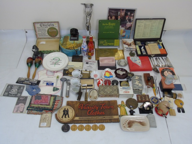 Collection Advertising Marketing & Travel Items