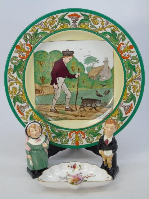 English Porcelain - Wedgwood, Doulton & Derby
