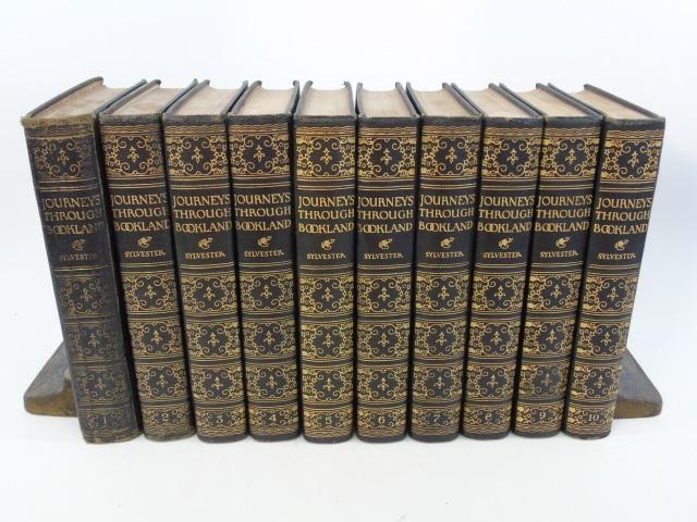 Set of 10 Journey Through Bookland Books