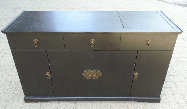 Mid Century Modern Dining Room Buffet / Console