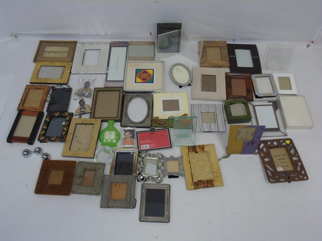 Group Lot of Contemporary & Vintage Picture Frames