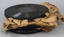 Collection Of Vintage &  Antique Vinyl Records