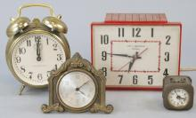Vintage Clocks Bronze & Brass Sessions, Westclox