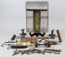 Assorted Lot Of Vintage & Antique Kitchen Items
