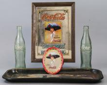 Vintage Coca-Cola Advertising Memorabilia
