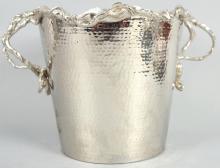 Michael Aram Hammered Twig Ice Bucket