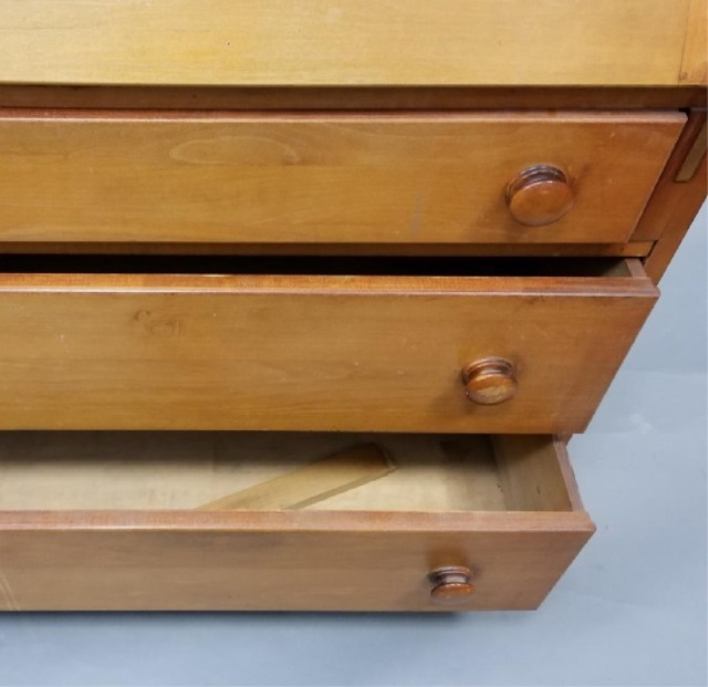 Early american new england style slant front for New england style desk