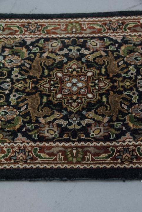 Dollhouse Artisan Hand Knotted Oriental Carpet