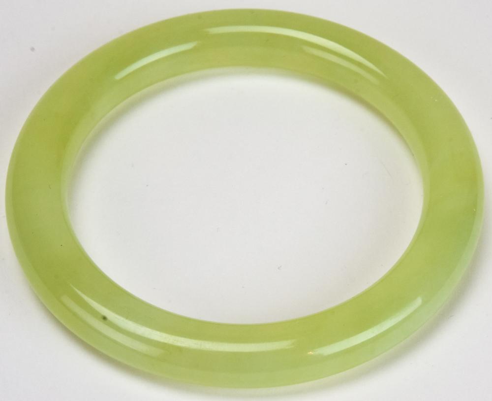 Asian Serpentine Bangle Bracelet