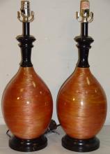 Pair of Mid-Century Desk Lamps