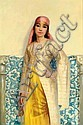 Louis GALLIAC (Dijon 1849-1934 Paris) Beauté arabe, Louis Galliac, Click for value