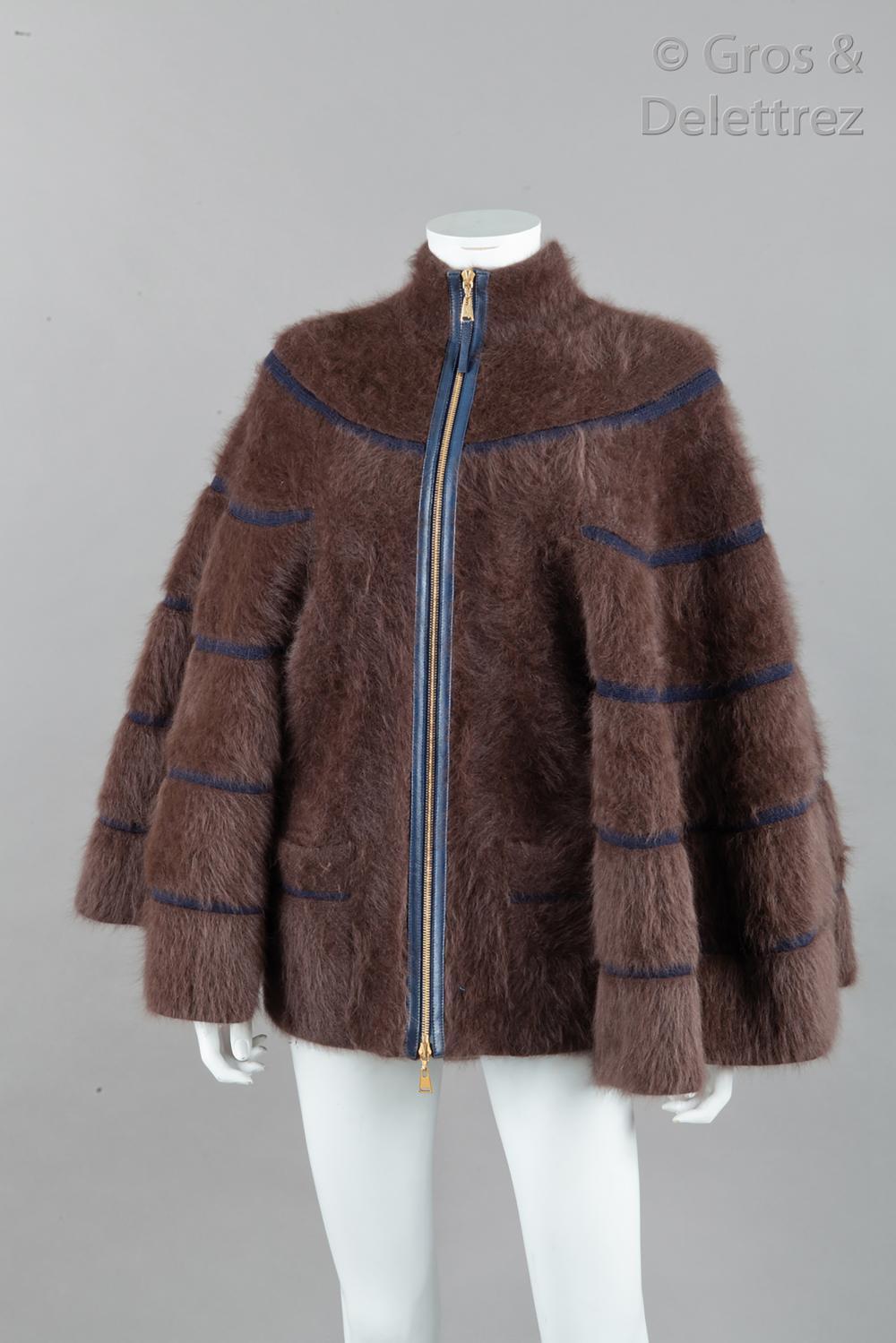 Louis VUITTON par Marc Jacobs X Julie de Libran - Collection Pre-fall 2011 - Look n°5