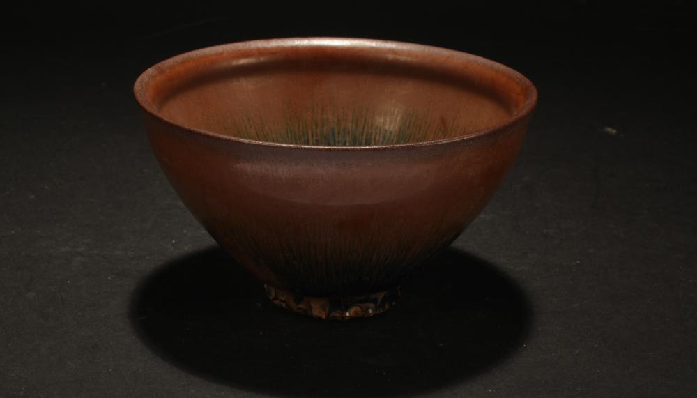 An Estate Chinese Classic-clay Bowl
