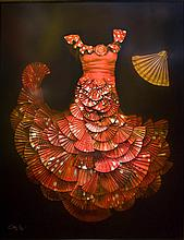 ALAN, CRAIG - Narrative Dress: Baile de Rojo