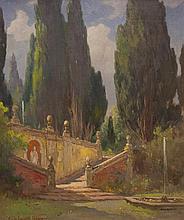 COOPER, COLIN CAMPBELL - California (Garden)