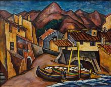 CHAFFE, OLIVER NEWBERRY - Collioure