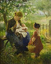 PIETERS, EVERT - Maternal Care