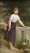 MUNIER, EMILE - Gathering Water