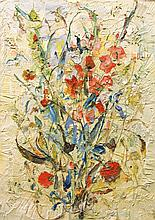 LAZZARI, PIETRO - Still-life with Flowers