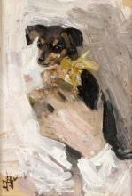 FANELLI, FRANCESCO - A Dachshund Pup