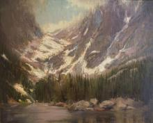 MUNDY, CHARLES W. - Dream Lake - Rocky Mountain National Park
