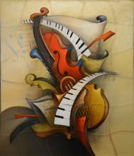 "MATTINI, EMANUEL - Mosaic–Orchestration ""Alto"""