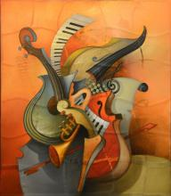 "MATTINI, EMANUEL - Mosaic–Orchestration ""Melody"""
