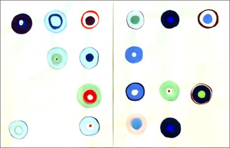 Double Dots Series #3