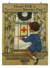 Have You a Red Cross Service Flag?