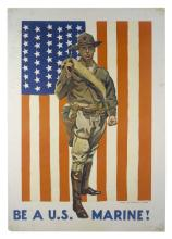 Be a U.S. Marine!