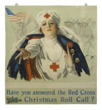 Have You Answered the Red Cross Roll Call?