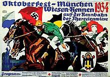 Oktoberfest-München 1934