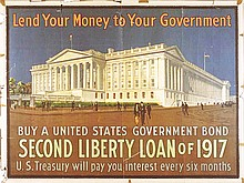 Second Liberty Loan of 1917