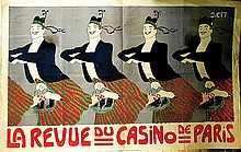 La Revue du Casino de Paris