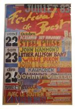 Poster: Festival de Brest